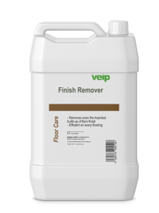 floor care finish remover