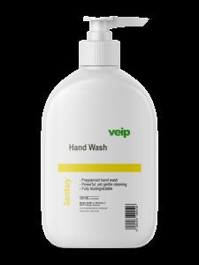 sanitary hand wash