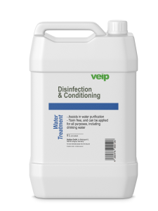 water treatment disinfection & conditioning