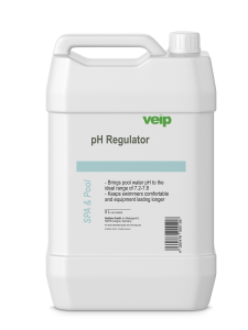 spa & pool ph regulator 5 liter canister